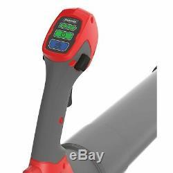 New Snapper 58V 5.2ah Battery 675 CFM Cordless Backpack Leaf Blower Fast Ship