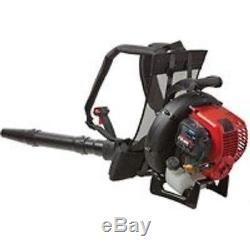 New Troy-bilt Tb4bp Backpack 4 Cycle Gas 32 CC Leaf Yard Blower 150 Mph 1205384