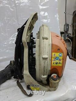 OEM Genuine Stihl BR550 Backpack Leaf Blower + Parts (SEE DESC)