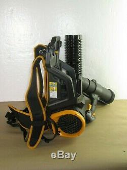 Poulan Pro 58-Volt Cordless Backpack Leaf Blower PRBP675i