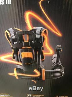 Poulan Pro 58-volt PRBP675A Cordless Backpack Leaf Blower