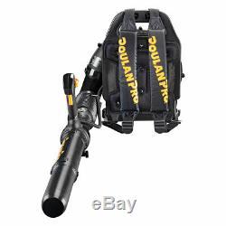 Poulan Pro PR46BT-BRC 46cc Gas Backpack Leaf Blower (Certified Refurbished)