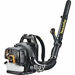Poulan Pro PR48BT 48cc 2Cycle Gas 475 CFM 200 MPH Backpack Leaf Blower