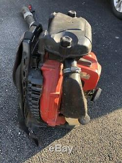 REDMAX EBZ 8500 COMMERCIAL GAS BACKPACK LEAF BLOWER EBZ8500 76cc