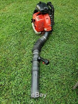 REDMAX EBZ7500 Professional Back Pack Leaf Blower gas powered
