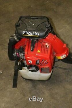 REDMAX EBZ8500 Back Pack Leaf Blower Hip Throttle Cylinder Displacement