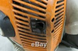 (RI3) Stihl (BR 600) Gas Backpack Leaf Blower