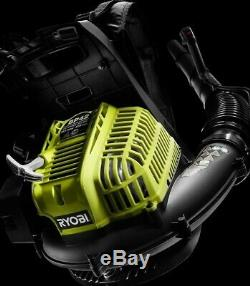 RYOBI 185 MPH 510 CFM Gas Backpack Leaf Blower Model # RY42BPEMC