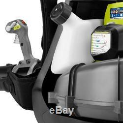 RYOBI Backpack Leaf Blower 175 MPH 760 CFM 38cc Gas Antivibration