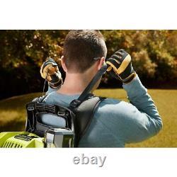 RYOBI Whisper 145 MPH 625 CFM 40-Volt Cordless Backpack Leaf Blower TOOL ONLY