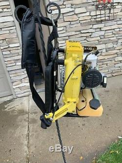 Rare John Deere 40cc Back Pack Blower Leaf Grass Vintage Japan Two Cycle Gas