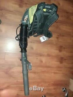 Ryobi BP42 Gas Backpack Leaf Blower 185 MPH 510 CFM RY08420A FREE SHIP