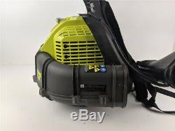 Ryobi Backpack Leaf Blower 175 MPH 760 CFM 38cc 2 Cycle Gas Light Weight