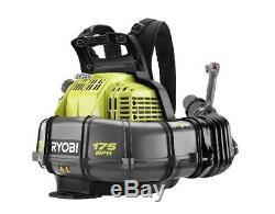 Ryobi RY38BP 175 MPH 760 CFM 38cc Gas Backpack Leaf Blower