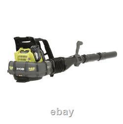 Ryobi RY40440 145 MPH 625 CFM 40-VoltLithium Backpack Leaf Blower TOOL ONLY