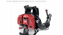 SHINDAIWA Back Pack Blower EB854RT 80cc Tube Mount Throttle