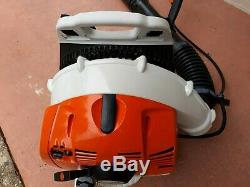 STIHL BR 430 COMMERCIAL Backpack Leaf Blower