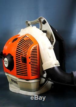 STIHL BR 550 COMMERCIAL GAS BACKPACK LEAF BLOWER BR550 65cc