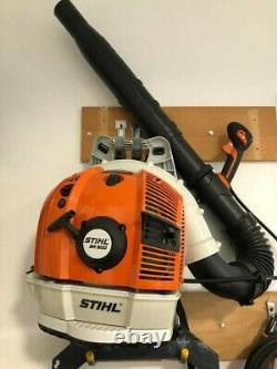 STIHL BR 600 All-in-One Gas Backpack Leaf Blower. Purchased 11/2019