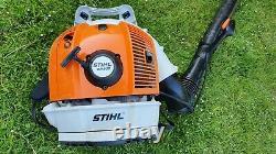 STIHL BR 600 PROFESSIONAL BACKPACK LEAF BLOWER POWERFUL 64.8cc PETROL 2-STROKE