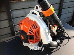 STIHL BR 800c COMMERCIAL GAS BACKPACK LEAF BLOWER BR 800c