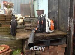 STIHL BR430 2018 MODEL Backpack Leaf Blower Petrol Pre BR600 BG86 Sthil