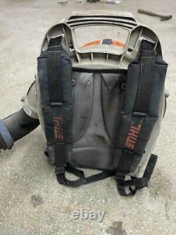 STIHL BR430 BR 430 Gas Powered Backpack Leaf Blower 63cc