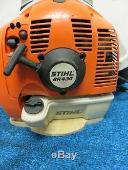 STIHL BR430 Professional Backpack Leaf Blower