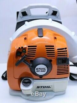 STIHL BR450 Professional Backpack Leaf Blower