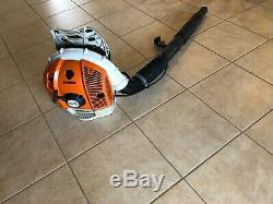 STIHL BR600 Backpack Leaf Blower. Free Shipping