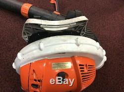STIHL BR700 COMMERCIAL GAS BACKPACK LEAF BLOWER Runs Strong