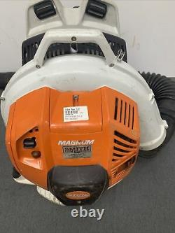 STIHL BR800C MAGNUM COMMERCIAL Backpack Leaf Blower Free Shipping