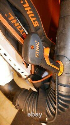 STIHL BR800C MAGNUM COMMERCIAL Backpack Leaf Blower NR MINT / BR600 BR700