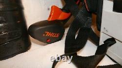STIHL BR800X MAGNUM COMMERCIAL Backpack Leaf Blower NR MINT / BR600 BR700