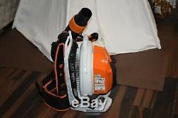 STIHL BR800c BACKPACK GAS LEAF BLOWER