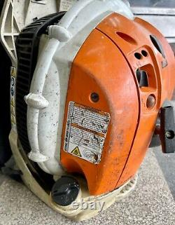 STIHL Backpack BR600-Z Magnum Leaf Blower with Control Handle NO SHIPPING