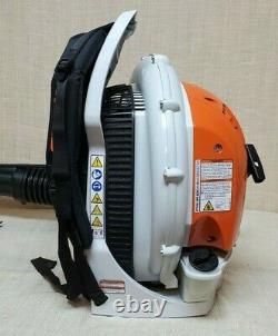 STIHL, Backpack Leaf Blower BR500, Genuine New
