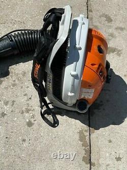 STIHL Professional BR 700 Magnum Backpack Gasoline Leaf Blower USA