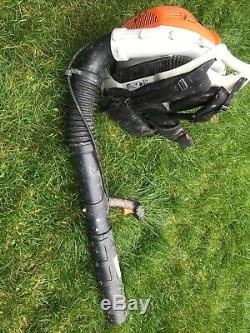 Stihl BR 600 2017 Model Petrol Backpack Leaf Blower
