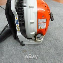 Stihl BR 600 Magnum Backpack Leaf Blower