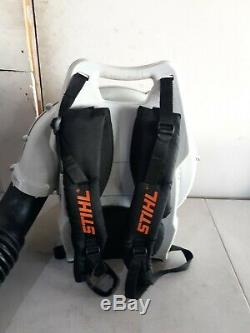 Stihl BR-700 Commercial Backpack Leaf Blower Great Used Condition Fully Function