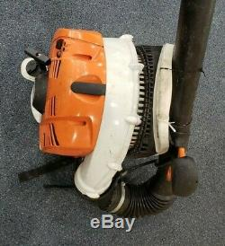 Stihl BR350 Backpack Leaf Blower Pre-owned Local Pickup ONLY 08731