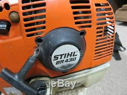 Stihl BR430 Gas Powered Backpack Leaf Blower