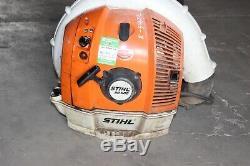 Stihl BR500 Backpack Blower Petrol Leaf Blower