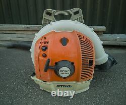 Stihl BR500 Backpack Petrol Leaf Blower