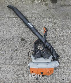 Stihl BR600, 2 Stroke Petrol Backpack Leaf Blower, Serviced