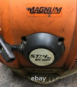 Stihl BR600 Backpack Gasoline Powered Leaf Blower