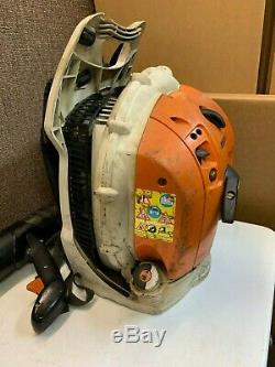 Stihl BR600 Backpack Leaf Blower Gas Powered