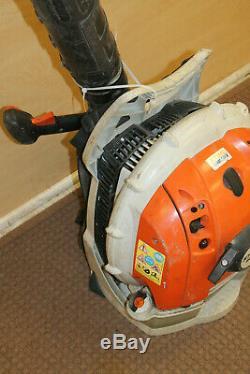 Stihl BR600 Gas Powered Back Pack Leaf Blower USED LOCAL PICKUP NJ