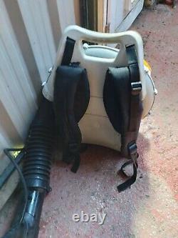 Stihl BR600 Magnum Heavy Duty Backpack Petrol Leaf Blower. Good Working Order